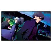 Darker than Black. Размер: 100 х 60 см